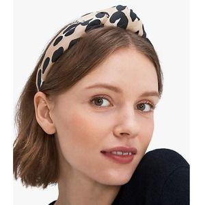 KATE SPADE Forest Feline Headband